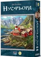Настольная игра Crowd Games 'Нусфьорд (Nusfjord)' (44066)