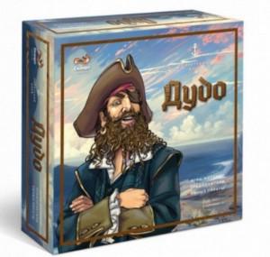 Настольная игра Сквирл 'Дудо' (Dudo) (ДУД009)