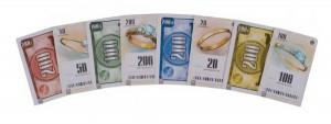фото Настольная игра Стиль жизни 'Бумажник' (Wallet) (LS49) #5