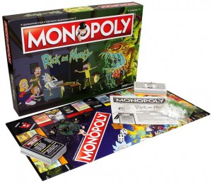фото Настольная игра Hobby World 'Монополия. Рик и Морти' (503386) #2