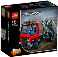 Конструктор Lego 'Навантажувач з гаком' (42084)