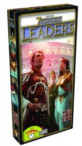 Настольная игра Asmodee ' 7 чудес: Лидеры (7 Wonders: Leaders) (920626)