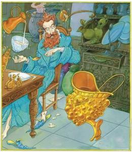 фото страниц Сказки барда Бидля #5