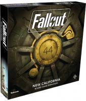 Настольная игра Fantasy Flight Games 'Fallout: Новая Калифорния' (3381)