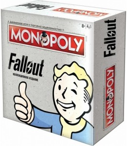 фото Настольная игра Hasbro 'Монополия. Fallout' (503388) #2