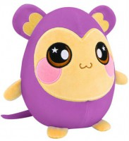 Ароматная мягкая игрушка Squeezamals Веселая обезьянка (SQS00713M)