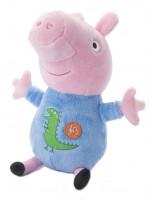 Мягкая игрушка с озвучкой Peppa  Джордж с драконом (30116)