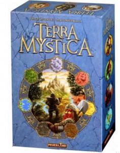 Настольная игра Feuerland 'Терра мистика' (Terra Mystica) (41373)