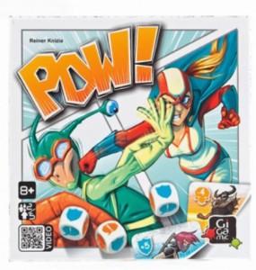 Настольная игра Gigamic 'Герои и злодеи (POW!)' (11411)