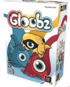 Настольная игра Gigamic 'Глубз '(Gloobz) (40141)