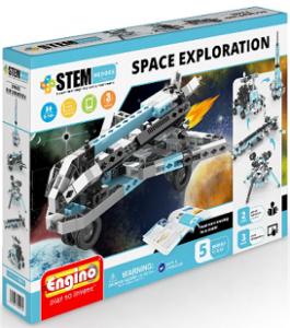 Конструктор Engino Heroes 'Исследование космоса' 5 в 1 (STH51)