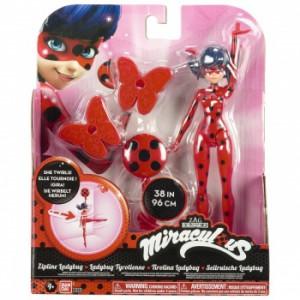Кукла Miraculous Леди Баг и Супер-Кот Невероятный Полет (39733)