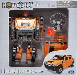 фото Робот-трансформер Roadbot Hummer H2 SUT #5