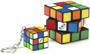 фото Набор головоломок 3*3 Rubik's - Кубик и мини-кубик (с кольцом) (RK-000319) #3
