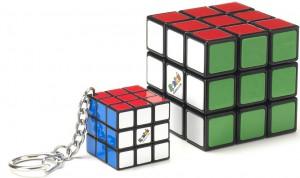 фото Набор головоломок 3*3 Rubik's - Кубик и мини-кубик (с кольцом) (RK-000319) #2