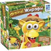 Настольная игра YaGo 'Дивные жирафы' (678710)