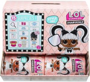 фото Игровой набор с куклой L.O.L. S5 W1 серии 'Hairgoals' - Модное перевоплощение  (556220-W1) #12