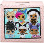 фото Игровой набор с куклой L.O.L. S5 W1 серии 'Hairgoals' - Модное перевоплощение  (556220-W1) #11