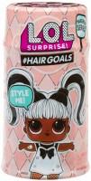 Игровой набор с куклой L.O.L. S5 W1 серии 'Hairgoals' - Модное перевоплощение  (556220-W1)