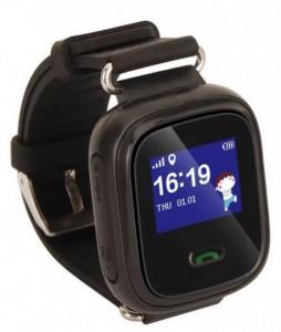 фото Детские смарт-часы GoGPS Me K11 с GPS трекером (K11BK) #2