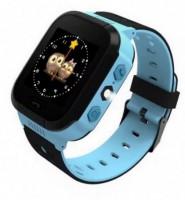 Детские смарт-часы GoGPS Me K12 с GPS трекером (K12BL)