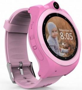 фото Детские смарт-часы GoGPS Me K19 с GPS трекером (K19PK) #2