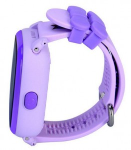 фото Детские смарт-часы GoGPS Me K25 с GPS трекером (K25PR) #2
