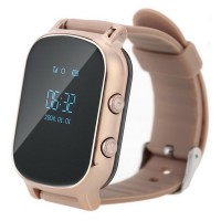 Детские смарт-часы GoGPS Me K20 с GPS трекером (K20GD)