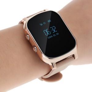 фото Детские смарт-часы GoGPS Me K20 с GPS трекером (K20GD) #2