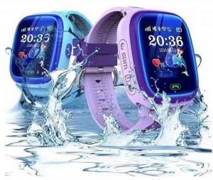 фото Детские смарт-часы GoGPS Me K25 с GPS трекером (K25BL) #3