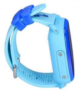 фото Детские смарт-часы GoGPS Me K25 с GPS трекером (K25BL) #2