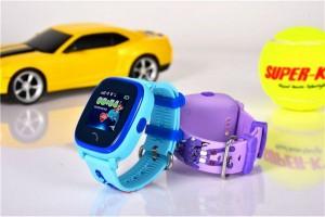 фото Детские смарт-часы GoGPS Me K25 с GPS трекером (K25BL) #4