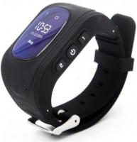Детские смарт-часы GoGPS Me K50 с GPS трекером (K50BK)