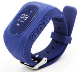 Детские смарт-часы GoGPS Me K50 с GPS трекером (K50DBL)