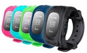 фото Детские смарт-часы GoGPS Me K50 с GPS трекером (K50DBL) #2