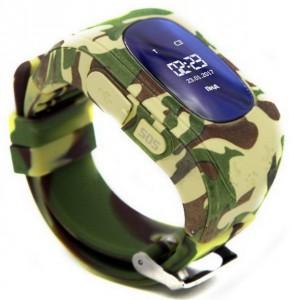 фото Детские смарт-часы GoGPS Me K50 с GPS трекером (K50KK) #2