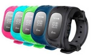 фото Детские смарт-часы GoGPS Me K50 с GPS трекером (K50KK) #4