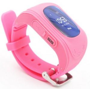 фото Детские смарт-часы GoGPS Me K50 с GPS трекером (K50PK) #2