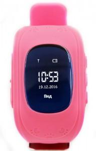 фото Детские смарт-часы GoGPS Me K50 с GPS трекером (K50PK) #3