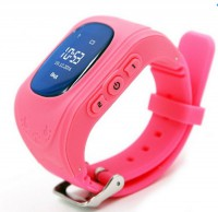 Детские смарт-часы GoGPS Me K50 с GPS трекером (K50PK)