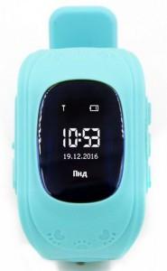 фото Детские смарт-часы GoGPS Me K50 с GPS трекером (K50TR) #3