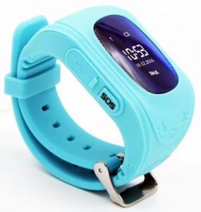 фото Детские смарт-часы GoGPS Me K50 с GPS трекером (K50TR) #2