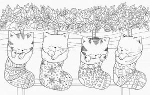 фото страниц Мільйон різдвяних котів #8