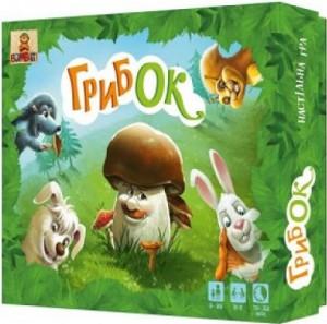 Настільна гра Bombat Game 'ГрибОК' (4587C)