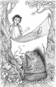 фото страниц Таємне Товариство Брехунів, або Пастка для синьоморда #6