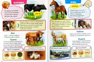 фото страниц Велика книга знань для малюків #6