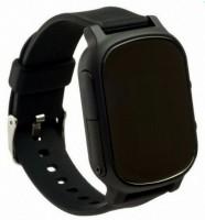 Детские смарт-часы GoGPS Me K20 с GPS трекером (K20BK)