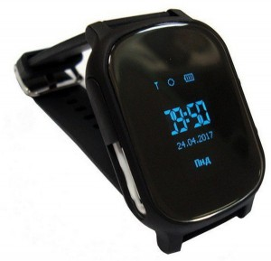 фото Детские смарт-часы GoGPS Me K20 с GPS трекером (K20BK) #2