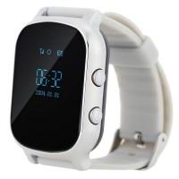 Детские смарт-часы GoGPS Me K20 с GPS трекером (K20CH)