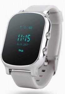 фото Детские смарт-часы GoGPS Me K20 с GPS трекером (K20CH) #4